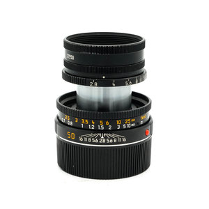 Leica 50mm f/2.8 Collapsible Elmar x829