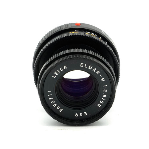 Leica 50mm f/2.8 Collapsible Elmar