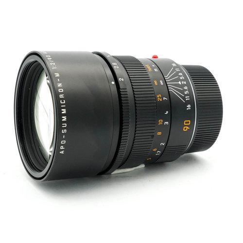Leica 90mm f/2 APO Summicron M ASPH