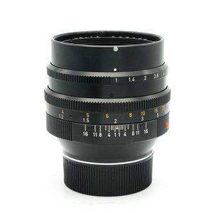 Leica 50mm f/1.0 Noctilux 6BIT (E58)