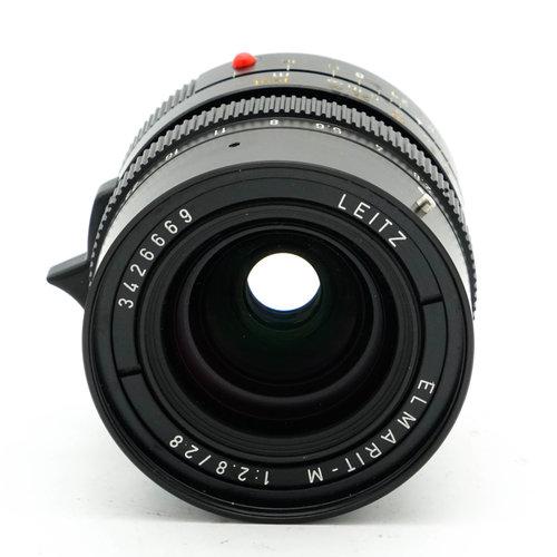 Leica 28mm f/2.8 Elmarit M
