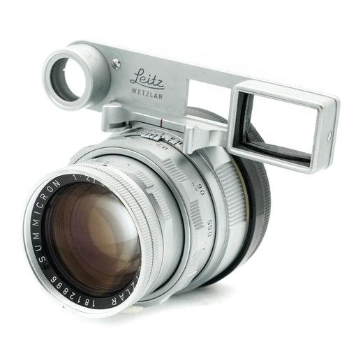 Leica 50mm f/2.0 Summicron Dual Range