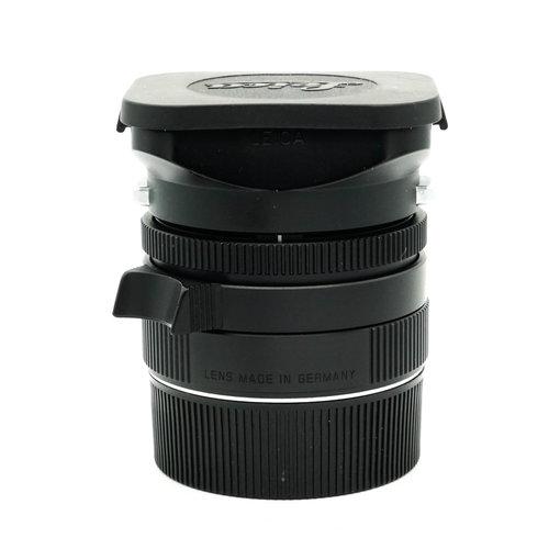 Leica 35mm f/2.0 Summicron M ASPH