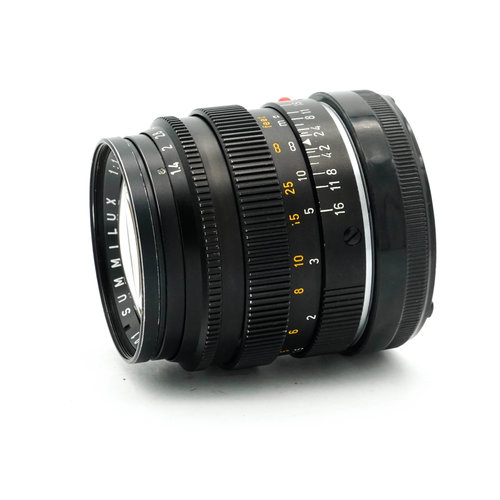 Leica 50mm f/1.4 Summilux