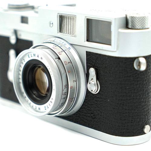 Leica 50mm f/2.8 Collapsible  Elmar