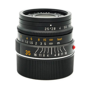 Leica 35mm f/2.5 Summarit M 6BIT