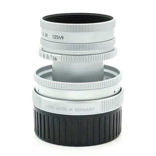 Leica 50mm f/2.8 Collapsible Elmar MkII x847