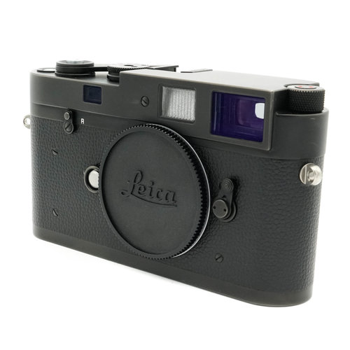 Leica M-A  Black Chrome