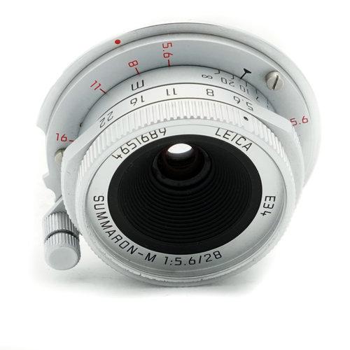 Leica 28mm f/5.6 Summaron-M