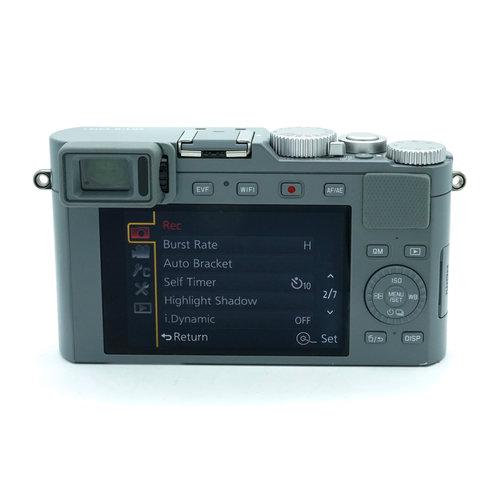 Leica D-Lux Typ 109 Grey x858
