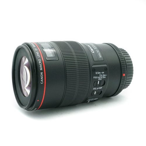 Canon EF 100mm f/2.8 Macro L