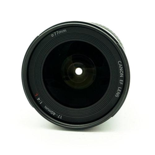 Canon EF 17-40mm f/4 USM L