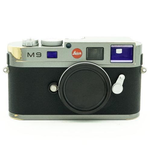 Leica M9 Steel Grey