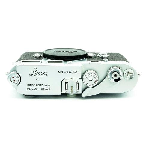 Leica M3 Silver Chrome x847