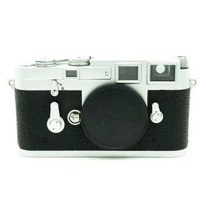 Leica M3 Silver Chrome