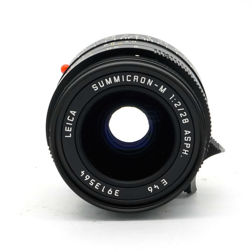 Leica 28mm f/2.0 Summicron ASPH 6BIT