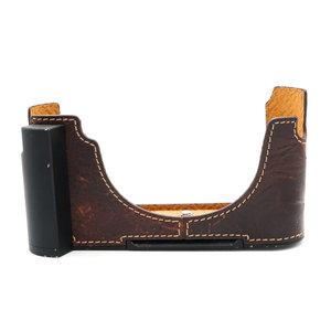 Lim M10, Italian Leather Half Case