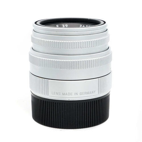 Leica 50mm f2.0 Summicron Silver x881