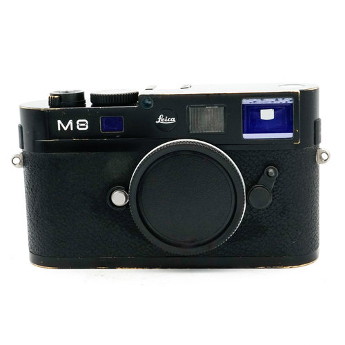Leica M8.2 Black Paint