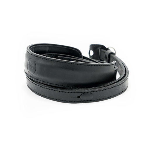 Leica Leather Strap, Black