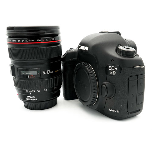 Canon EOS 5D MkIII + 24mm-105mm L IS USM x905