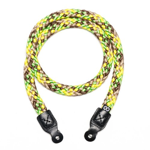 Cooph GmbH Braid Camera Strap Yellow mix