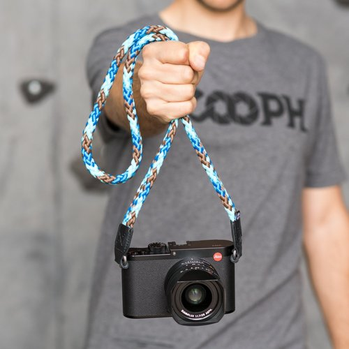 Cooph GmbH Braid Camera Strap Abyss
