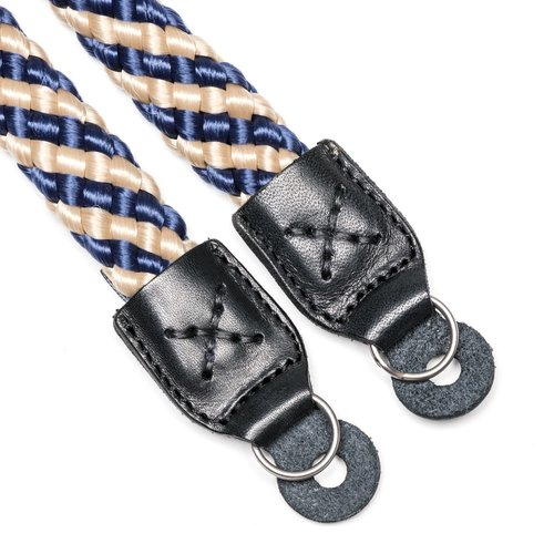 Cooph GmbH Braid Camera Strap Beige/Navy