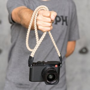 Cooph GmbH Braid Camera Strap Beige