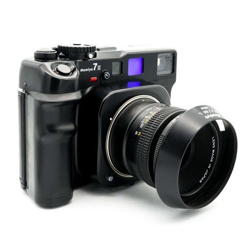 Mamiya 7 II + N 80mm f/4L x912