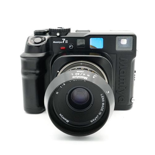 Mamiya 7 II+ N 80mm f/4L x912