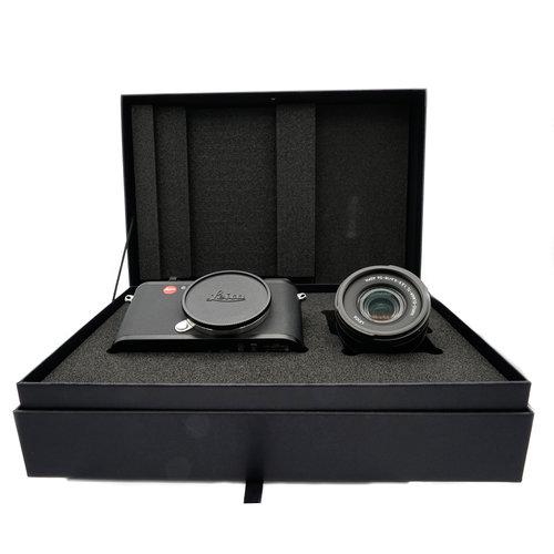 Leica CL Vario Kit, Black