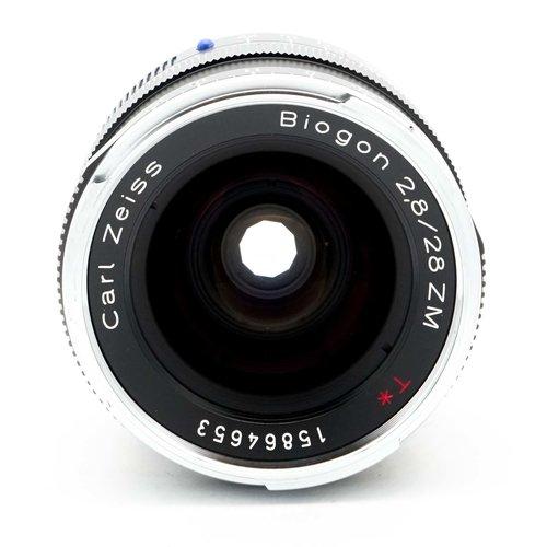 Zeiss 28mm f/2.8 Biogon ZM T*