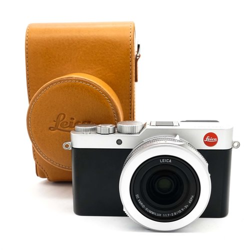 Leica D-Lux 7 + Leather Case