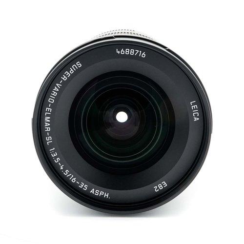 Leica 16-35mm f/3.5-4.5 Vario Elmar SL