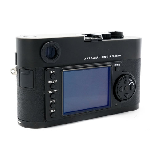 Leica M8, Black