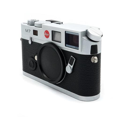 Leica M7, Silver Chrome