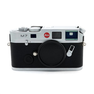 Leica M7, Silver Chrome