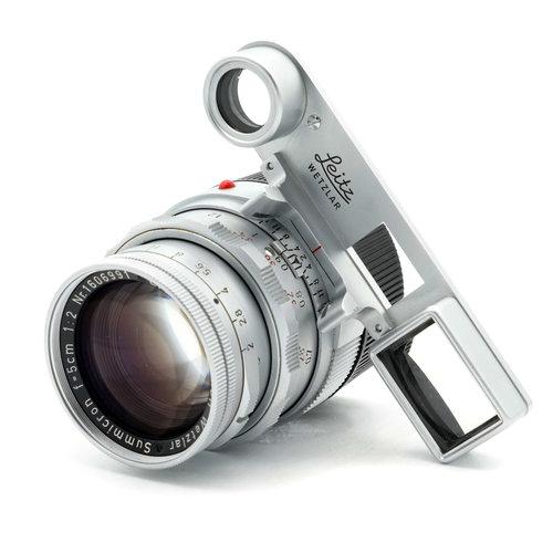 Leica 5cm (50mm) f/2.0 Summicron Close-Focus