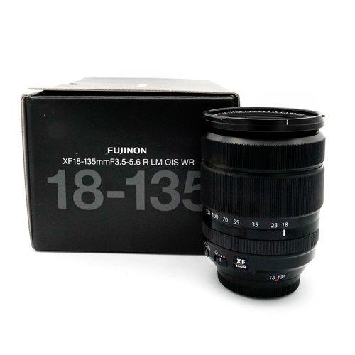 Fuji 18-135mm f/3.5-5.6 R LM IOS WR