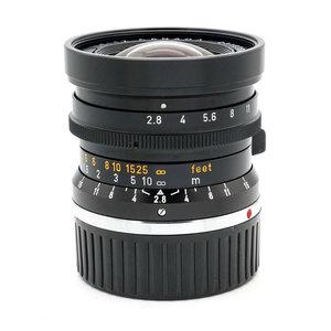 Leica 28mm f/2.8 Elmarit