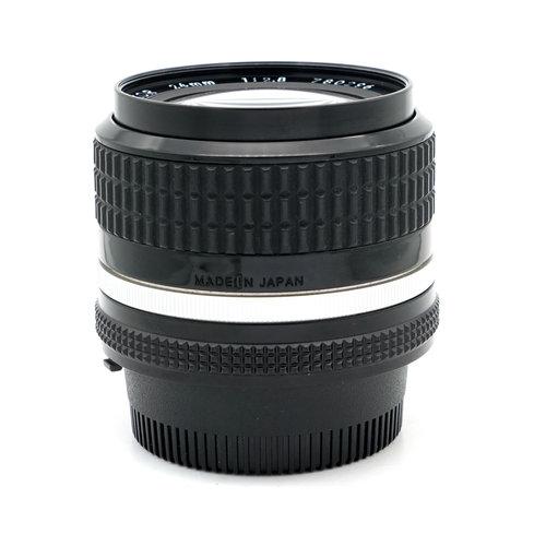 Nikon Nikkor 24mm f/2.8 (AiS)