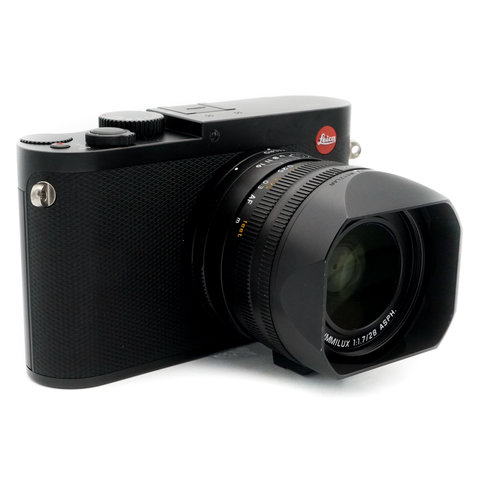 Leica Q (Typ116) Black