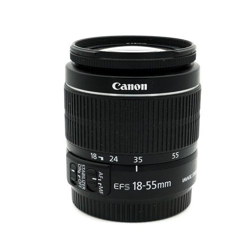 Canon EFs 18-55mm f/3.5-5.6