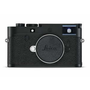 Leica M10-P, black chrome finish QM2
