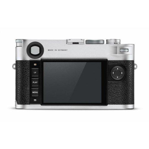 Leica M10-P, silver chrome finish QM2