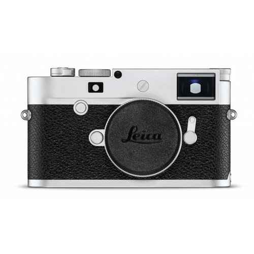 Leica M10-P, silver chrome finish QM2