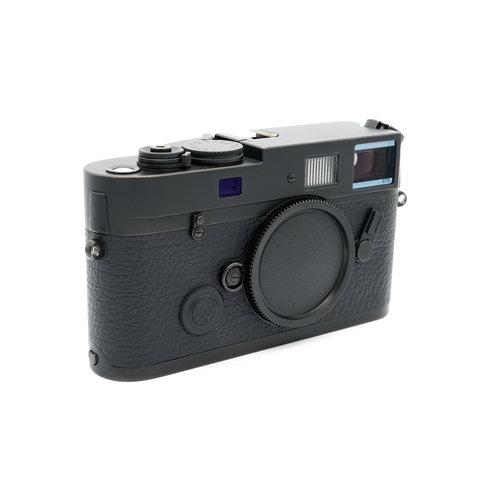 Leica M7, black chrome a-la-carte 'Stealth'