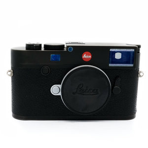 Leica M10, Black Chrome