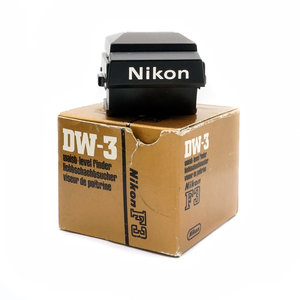 Nikon DW-3 Waist Level Finder